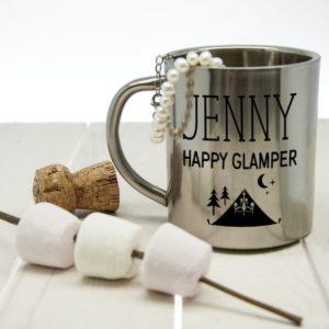 Happy Glamper Outdoor Mug