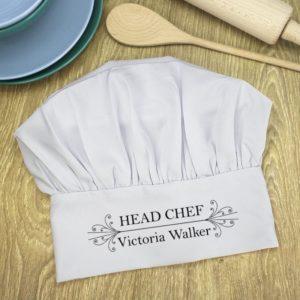 Head Chef's Hat