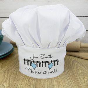 Maestro At Work Chef Hat