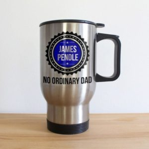 No Ordinary Dad Travel Mug