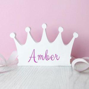 Personalised Children's Princess Crown