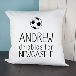Personalised This Baby Dribbles For Baby Cushion Cover