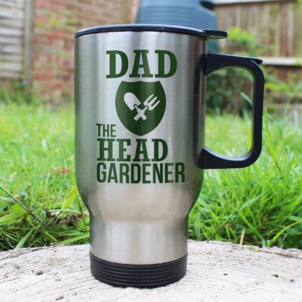 The Head Gardener's Mug