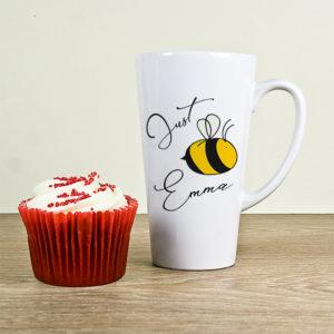 Bee You Latte Mug