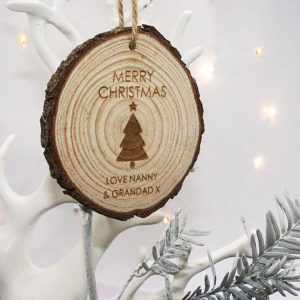 Christmas Tree Hanging Decoration