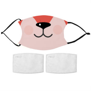Kids Puppy Nose Face Mask