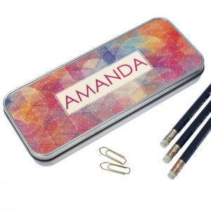 Magic Rainbow Pencil Case