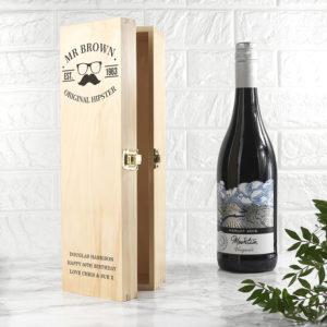 Original Hipster's Wine Box