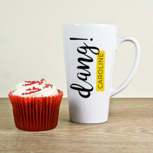 Dang Latte Mug