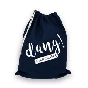 Dang Drawstring Bag