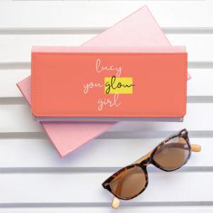 You Glow Girl Pink Wallet