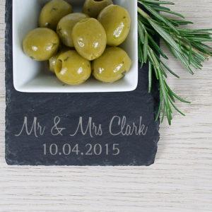 Personalised Meze Serving Platter