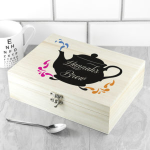 My Favourite Brews Tea Box