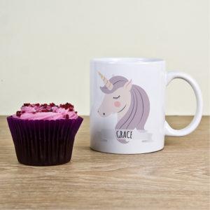 Personalised Sparkle Squad Ceramic Mug