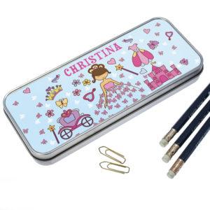 Pretty Princess Pencil Case